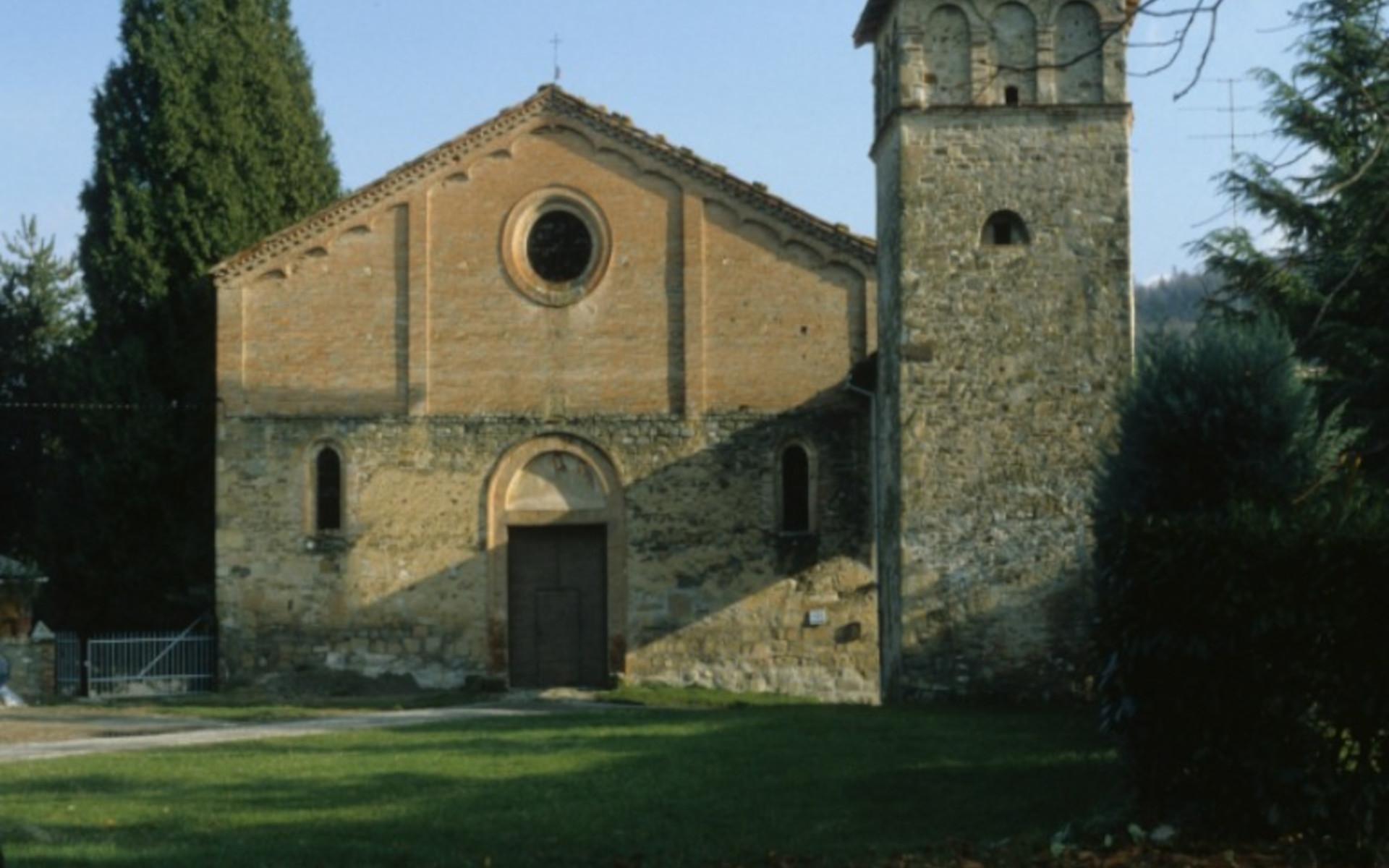 abbazia dei santi fabiano e sebastiano badia del lavino